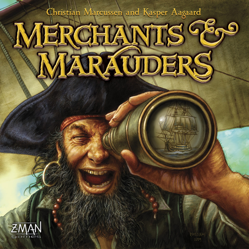 merchant and marauder